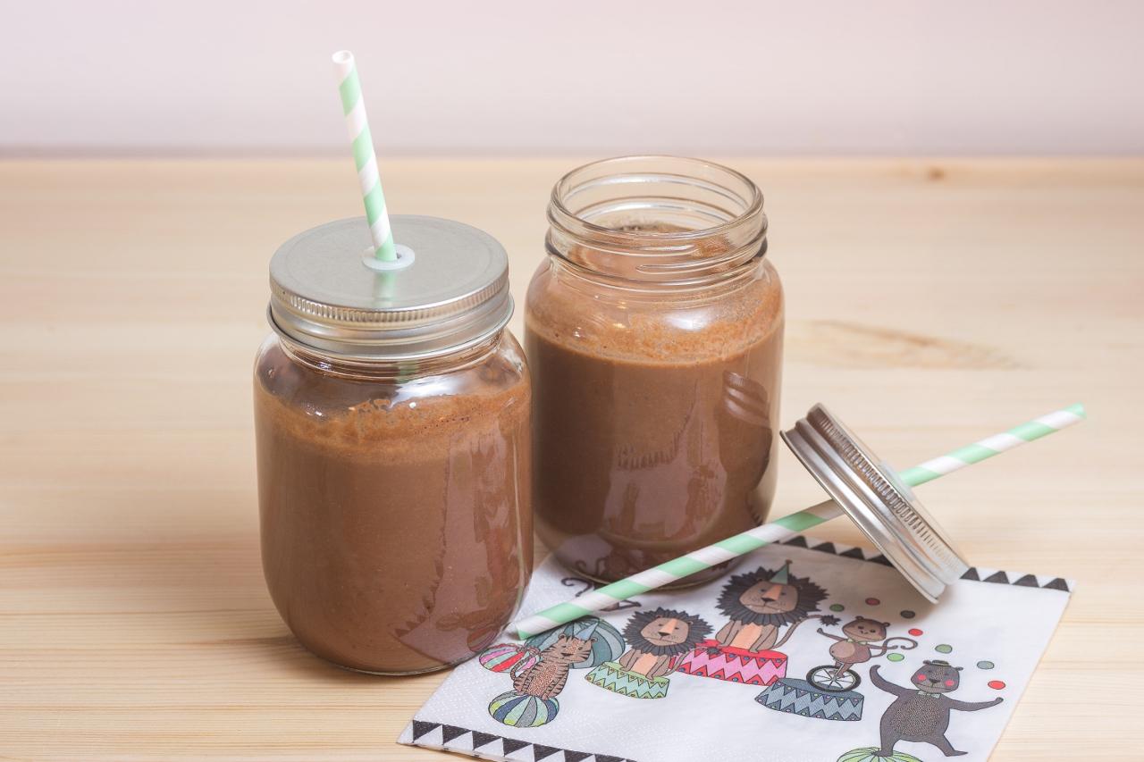 Paleo Chocolate Milk