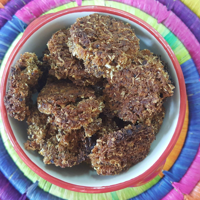 Crunchy Vegetable Cookies
