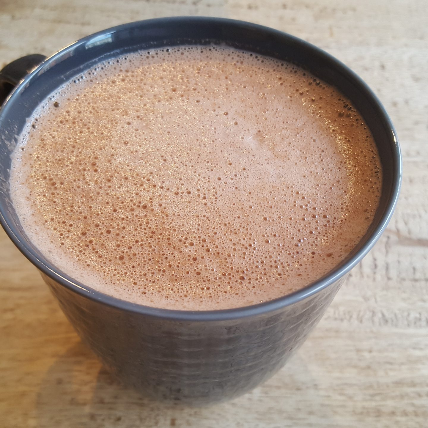 Cashew Date Chocolate Milk