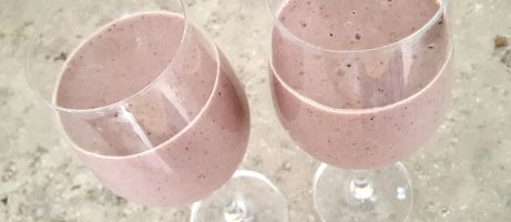 Berry Creamy Smoothie